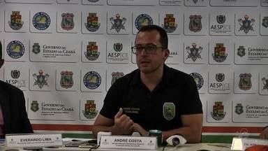 Secretaria de Segurança anuncia reforço na segurança durante o carnaval - Confira mais notícias em g1.globo.com/ce