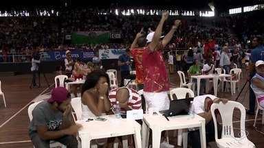 Mocidade Unida da Glória é a campeã do carnaval de Vitória em 2018 - Escola de Vila Velha foi a melhor do grupo especial, com 178,8 pontos. Independente de Boa Vista ficou em segundo lugar, com 178,1. Já a Imperatriz do Forte vai voltar a desfilar pelo grupo especial em 2019.