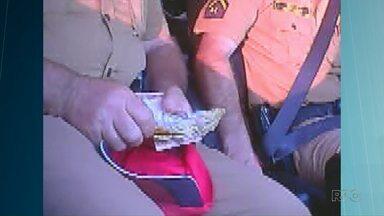 Estão presos os policiais rodoviários estaduais que arrecadavam dinheiro nas estradas - As prisões foram resultado de meses de investigação do MP e do grupo de operações de combate ao crime organizado