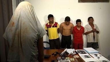 Polícia prende bando suspeito de homicídio e de roubo a um cachorro de estimação - Confira mais notícias em G1.globo.com/ce