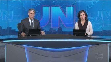 Jornal Nacional - Íntegra 09 Fevereiro 2018 - As principais notícias do Brasil e do mundo, com apresentação de William Bonner e Renata Vasconcellos.
