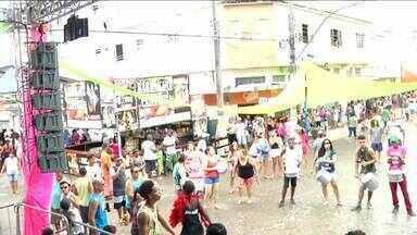 Carnaval 'mais família' de Quatis atrai foliões de toda a região - Equipe do RJTV esteve na cidade para mostrar como está sendo a folia por lá.