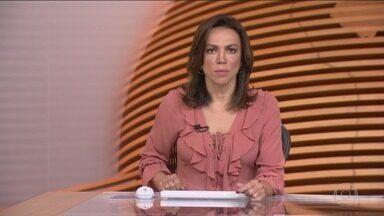 Bom Dia Brasil - Íntegra 15 Fevereiro 2018 - O telejornal, com apresentação de Chico Pinheiro e Ana Paula Araújo, exibe as primeiras notícias do dia no Brasil e no mundo e repercute os fatos mais relevantes.