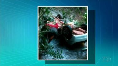 Três pessoas da mesma família morrem em acidente no Maranhão - Três pessoas da mesma família morrem em acidente no Maranhão