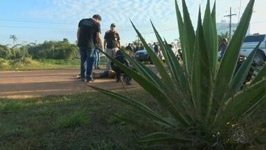 Campanha da Fraternidade 2018 sobre superação da violência é lançada em Manaus - Cerca de sete pessoas são mortas a cada hora.