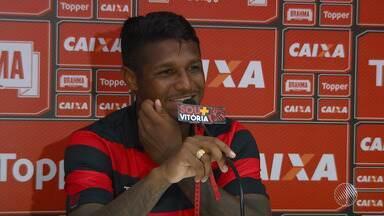 Vitória se concentra para jogo importante pela Copa do Brasil - Confira as notícias do rubro-negro baiano.