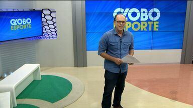 Confira na íntegra o Globo Esporte CG desta quarta-feira - Marcos Vasconcelos apresenta os principais destaques do esporte paraibano.