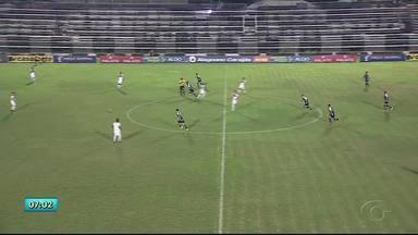 ASA vence o Santa Rita em confronto e fecha a 5ª rodada do Campeonato Alagoano - Partida foi realizada na quarta-feira (14).
