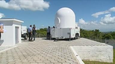 Radar Sul entra em atividade nesta quinta-feira (15) - Radar Sul entra em atividade nesta quinta-feira (15)