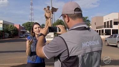 Flávia Galdiole ensina como participar do Brasil Que eu Quero - Todos os municípios do Brasil serão representados nos telejornais da Globo. Mande seu vídeo.
