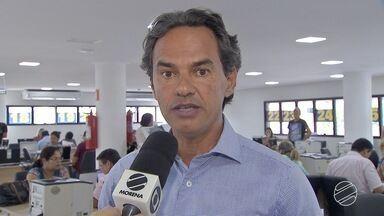 Prefeito de Campo Grande fala sobre a taxa do lixo - Ele explica que carnês com novos valores começam a ser entregues em abril. Prefeitura reconhece erro na cobrança.