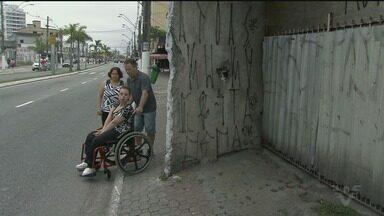 Região passa por dificuldades com Lei da Acessibilidade - São Vicente e Praia Grande são exemplos de cidades que enfrentam problemas de acessibilidade.