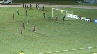 Conquista vence o Jacuipense pelo Campeonato Baiano; veja também a tabela de classificação - Jogo aconteceu no estádio Lomanto Júnior, em Jequié;