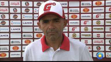 Auto Esporte confirma retorno de Severino Maia ao comando técnico - Treinador dirigiu o Macaco Autino nas quatro primeiras rodadas do Paraibano volta ao cargo de técnico após Ramiro Souza deixar o carg