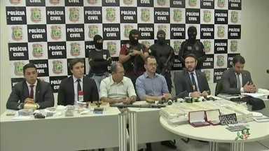 Polícia prende suspeito de ser mandante da chacina no Forró do Gago, em Fortaleza - Confira mais notícias em G1.globo.com/ce