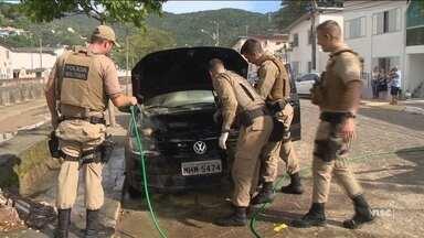 Florianópolis tem registros de ataques a ônibus e veículos durante a terça-feira (20) - Florianópolis tem registros de ataques a ônibus e veículos durante a terça-feira (20)