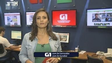 Natália de Oliveira traz os assuntos em destaque do G1 Rio Preto e Araçatuba - Natália de Oliveira traz os assuntos em destaque do G1 Rio Preto e Araçatuba