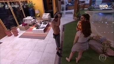 Aytron diz para Ana Paula pensar muito antes de votar - Ele quer favorecer as mulheres