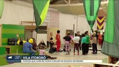 Instituto que cuida do Centro Cultural da Vila Itororó vai encerrar atividades - Em março, o instituto que cuida do Centro Cultural da Vila Itororó, na Bela Vista, vai encerrar as atividades. A notícia deixou muita gente preocupada. O centro funciona em um complexo arquitetônico construído há quase 100 anos.