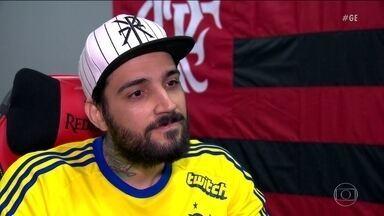 Carioca se muda para São Paulo para representar o Fla no CBLoL - Carioca se muda para São Paulo para representar o Fla no CBLoL