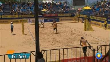 Circuito de Vôlei de Praia agita as areias de Tambaú neste fim de semana - Veja como ter acesso a Arena do Vôlei de Praia.