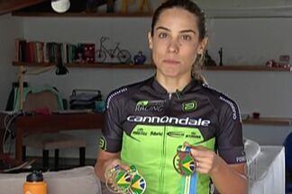 Viviane Favery representa Alto Tietê na Taça Brasil de Mountain de Bike XCO, no Paraná - Viviane fez mudanças importantes para concorrer a vaga na Olimpíada de Tóquio.