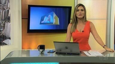 Confira os destaques do JA 1ª Edição deste sábadio (24) - Dois feirantes são mortos a tiros dentro de Kombi na BR-153, em Goiânia.