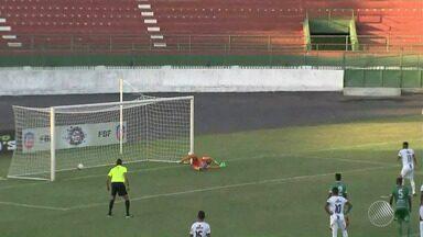Bahia de Feira vence o Vitória da Conquista por 3 a 0 pelo Campeonato Baiano - A partida acontece neste sábado (24). Confira detalhes da partida.