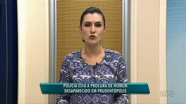 Polícia Civil de Prudentópolis encerra primeira fase de investigações sobre desaparecido - Um casal é suspeito e foi indiciado à Justiça