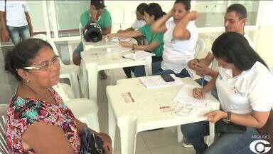 Secretaria de Saúde de Maceió muda esquema de recadastramento de pacientes com glaucoma - Moradores da capital que recebiam colírio para tratamento devem se recadastrar para voltar a ter o benefício.