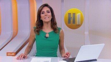 Hora 1 - Edição de segunda-feira, 26/02/2018 - Os assuntos mais importantes do Brasil e do mundo, com apresentação de Monalisa Perrone