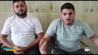 Irmãos Vargas são indiciados pela morte de Isabelly Santos no litoral - A adolescente foi morta com um tiro na cabeça, em Pontal do Paraná.