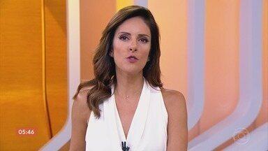 Hora 1 - Edição de terça-feira, 27/02/2018 - Os assuntos mais importantes do Brasil e do mundo, com apresentação de Monalisa Perrone
