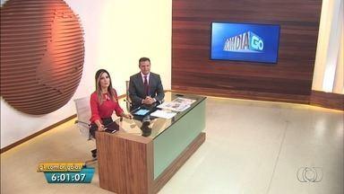 Veja as principais notícias do Bom Dia Goiás desta terça-feira (27) - Aeroporto fechado por causa do mau tempo e problemas no transporte público estão entre os principais assuntos.