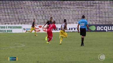 Empresários de jogadores de futebol observam talentos do Piauiense sub 19 - Empresários de jogadores de futebol observam talentos do Piauiense sub 19