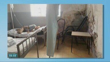 Situação crítica em hospital de Juscimeira - Situação crítica em hospital de Juscimeira
