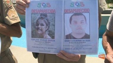 Veja o quadro 'Desaparecidos' desta terça-feira (27) - Veja o quadro 'Desaparecidos' desta terça-feira (27)