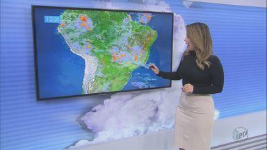 Confira a previsão do tempo para São Carlos e região nesta terça-feira (27) - Confira a previsão do tempo para São Carlos e região nesta terça-feira (27).
