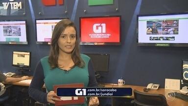Natália de Oliveira traz os destaques do G1 desta terça-feira - A repórter Natália de Oliveira traz os destaques do G1 desta terça-feira (27).