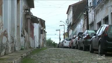 Moradores em São Luís estão amedrontados com bandidos - Neste final de semana os arrombadores chegaram a entrar pela porta da frente de algumas casas na área central da capital.
