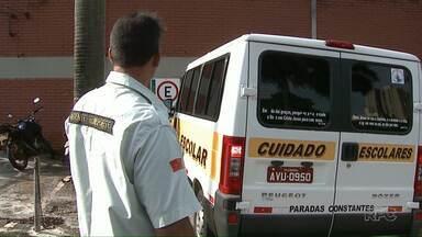 Acaba nesta quarta-feira (28) o prazo para vistoria obrigatória nos veículos - A CMTU confirmou que há pelo menos 30 veículos rodando sem passar pela inspeção.
