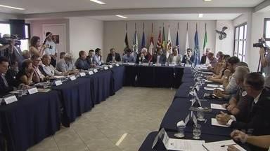Prefeito de São Vicente, Pedro Gouvêa, é eleito presidente do Condesb - Ele assumirá o lugar do prefeito de Praia Grande, Alberto Mourão.