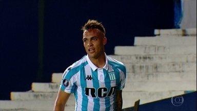 Conhece o Lautaro Martínez? Jogador argentino acabou com o Cruzeiro ontem - Conhece o Lautaro Martínez? Jogador argentino acabou com o Cruzeiro ontem