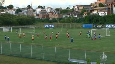 Bahia luta para segurar vaga no G4 do Campeonato Baiano - Próximo jogo do tricolor é contra o Juazeirense, no próximo domingo (4).