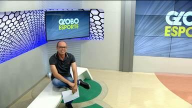 Confira na íntegra o Globo Esporte CG desta quarta-feira (28/02/2018) - Marcos Vasconcelos apresenta os destaques do esporte na Paraíba.