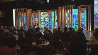 Acionistas de emissoras da Rede Globo debatem os desafios da comunicação no Brasil - Acionistas de emissoras da Rede Globo debatem os desafios da comunicação no Brasil