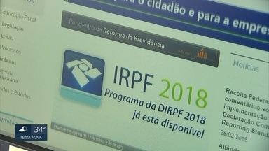 Contribuintes devem atentar para mudanças nas regras para declarar Imposto de Renda - Prazo para entregar declaração do IR começa no dia 3 de março de 2018.