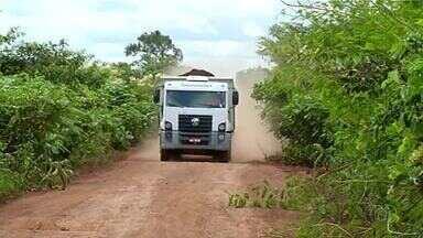 Aulas são suspensas em escolas de Formoso do Araguaia por condições das estradas - Aulas são suspensas em escolas de Formoso do Araguaia por condições das estradas