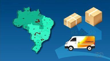 Compras pela internet podem ficar mais caras com reajuste dos Correios - Compras pela internet podem ficar mais caras com reajuste dos Correios