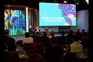 Executivos da Rede Globo debatem desafios da comunicação no Brasil - Encontro ocorreu em São Paulo.
